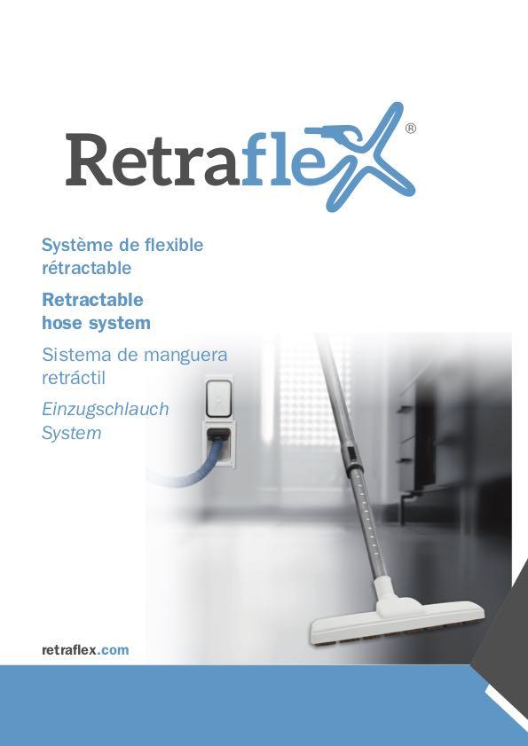 Portada Catálogo Retraflex Maral