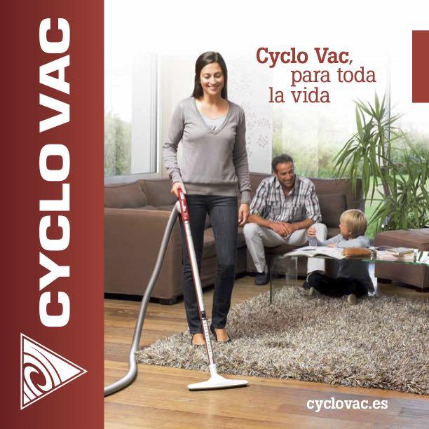 Portada folleto explicativo Cyclo Vac Maral