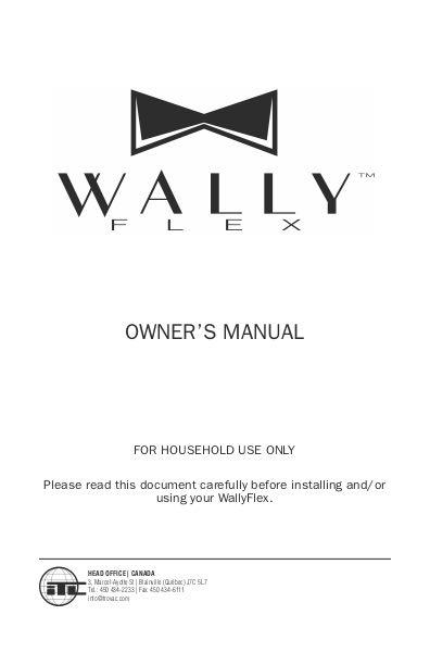 Portada instruction wallyflex