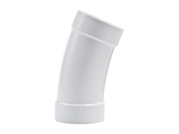 Codo Retraflex Blanco 22,5º