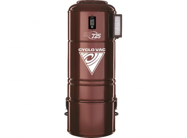aspirador central Cyclovac