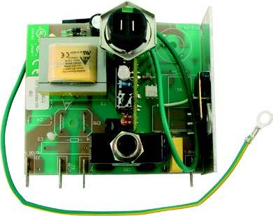 Placa electrónica CycloVac